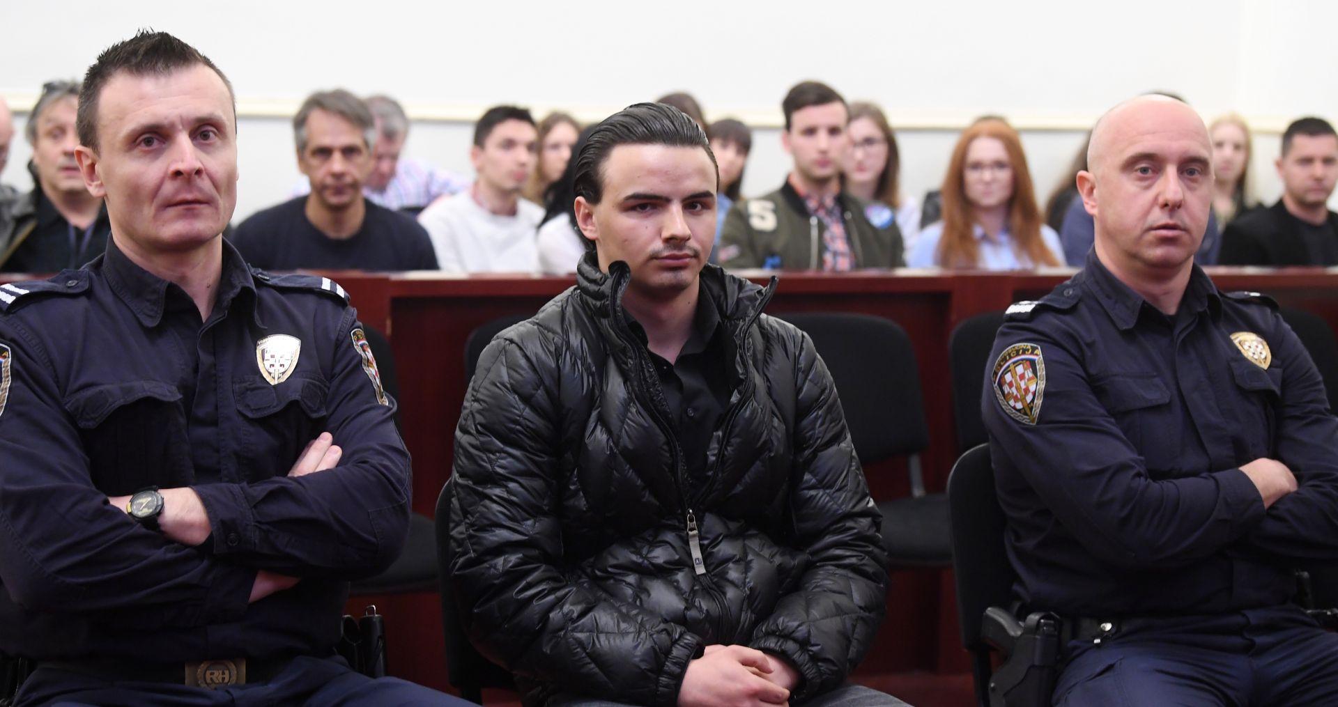 Komšiću 30 godina zatvora za ubojstvo Kristine Krupljan