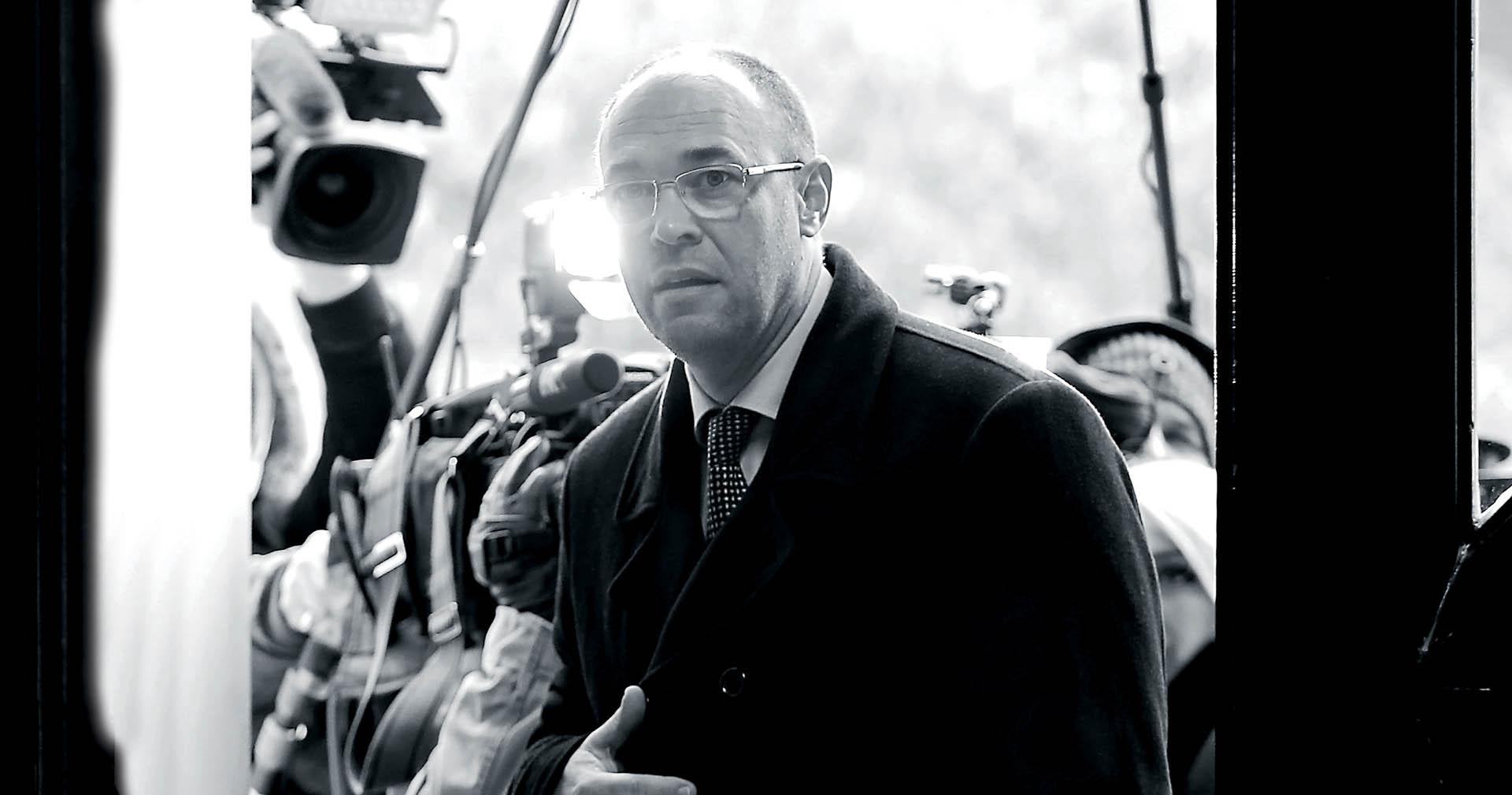 EKSKLUZIVNO Stier: 'Neću rušiti Andreja, nemam ambiciju postati premijer'