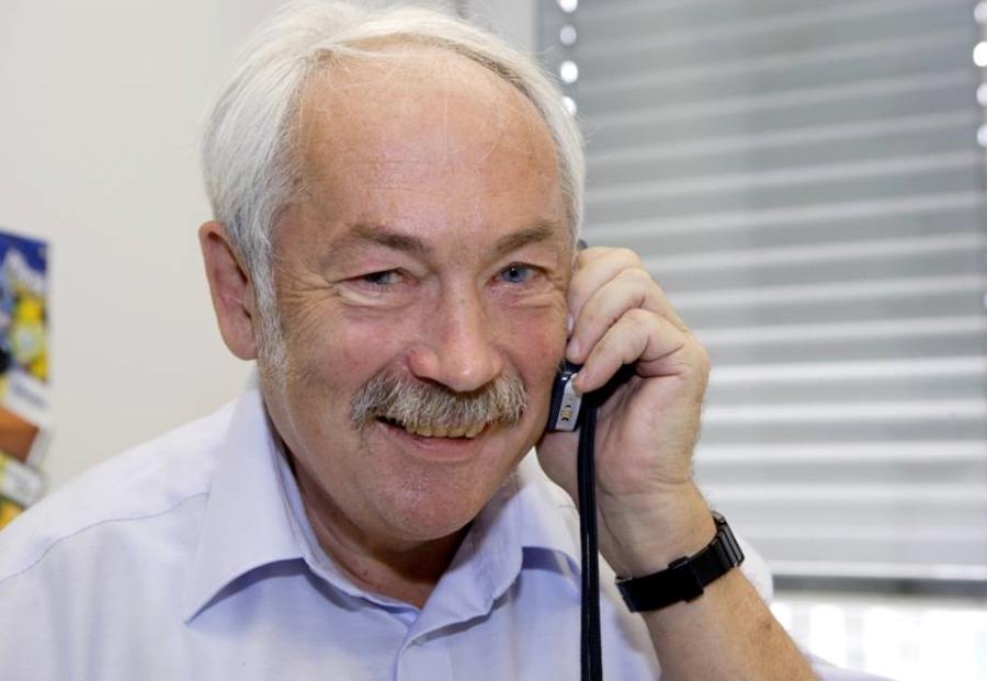 VIDEO: Preminuo poznati znanstvenik Peter Grünberg