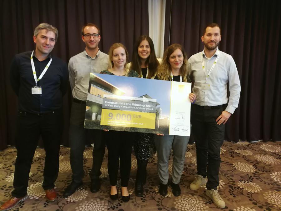 ALUMNI KLUB IEDC Tim Vipneta pobjednik natjecanja u rješavanju poslovnih slučajeva
