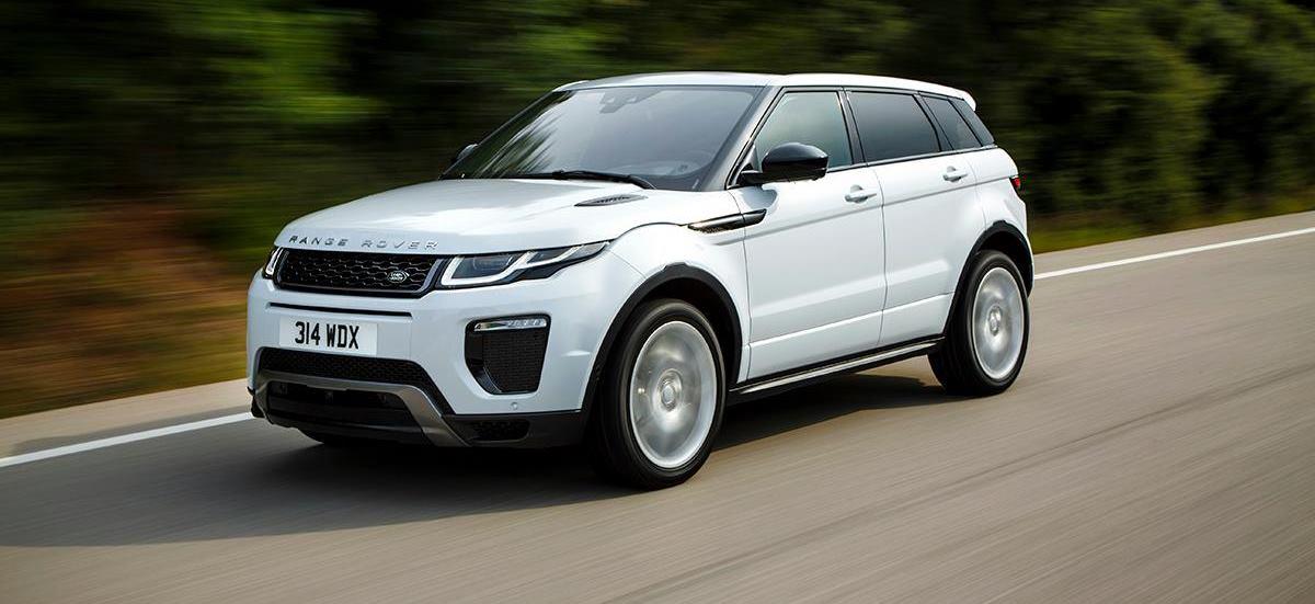 """VIDEO: Range Rover Evoque – """"gradski šminker"""" za različite vrste terena"""