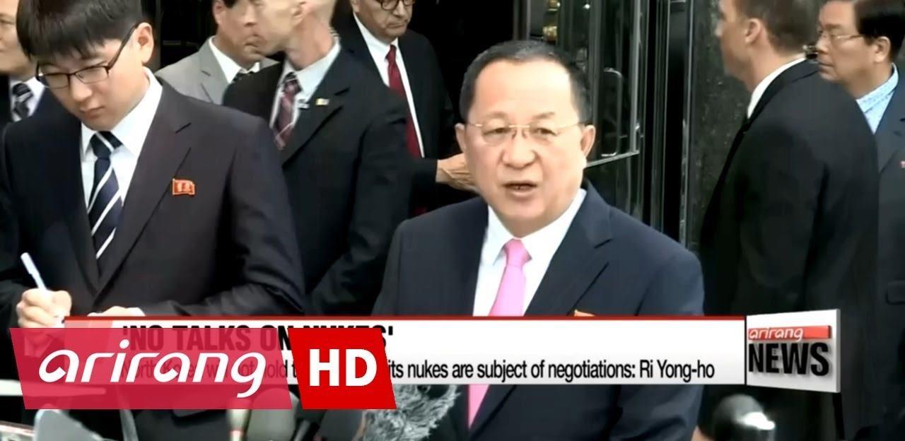 VIDEO: Sjevernokorejski ministar vanjskih poslova u Moskvi