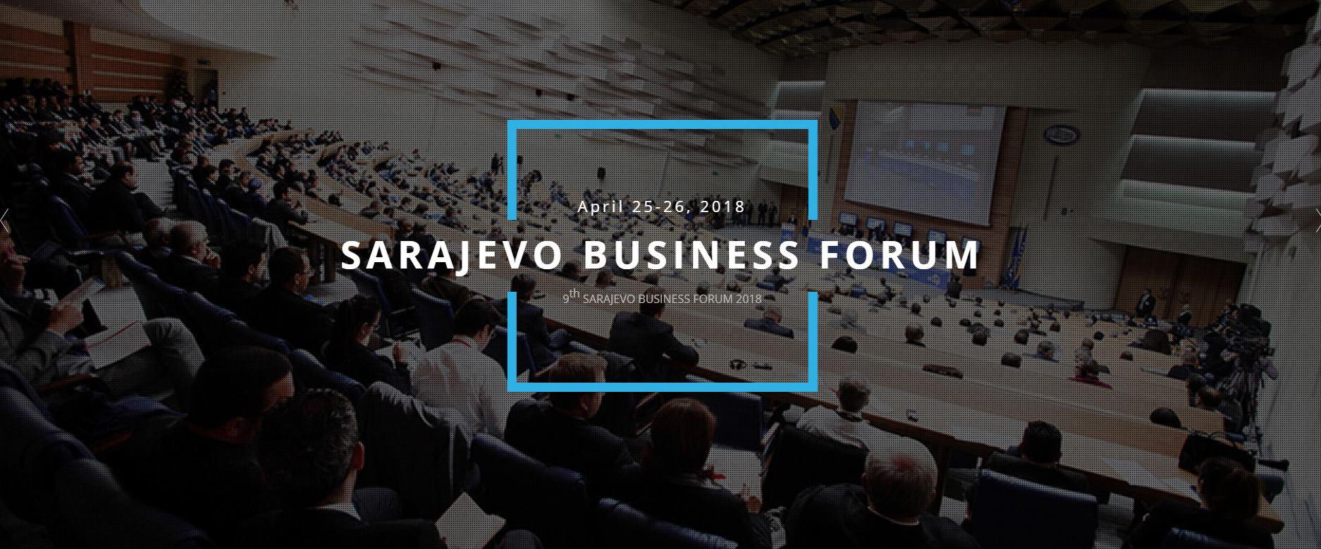 Na Sarajevo Business Forumu prezentirano 250 projekata i održano 365 B2B sastanaka