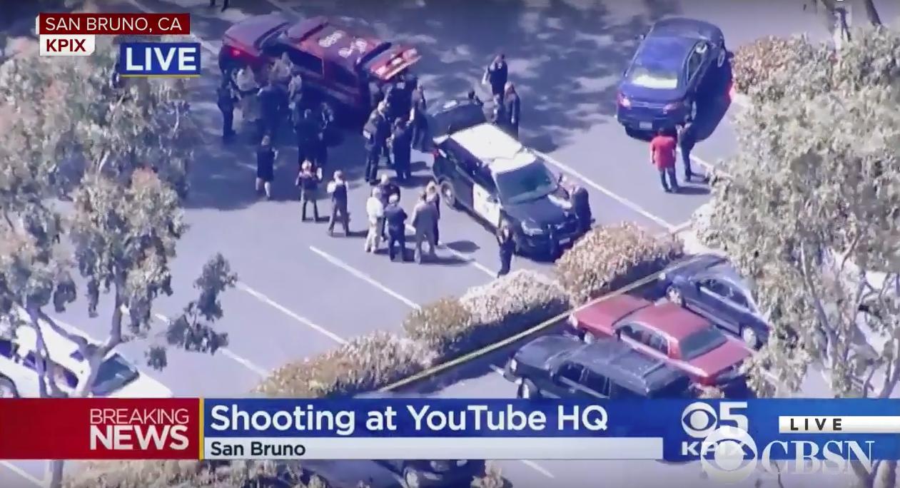 Naoružani napadač upao u sjedište YouTubea