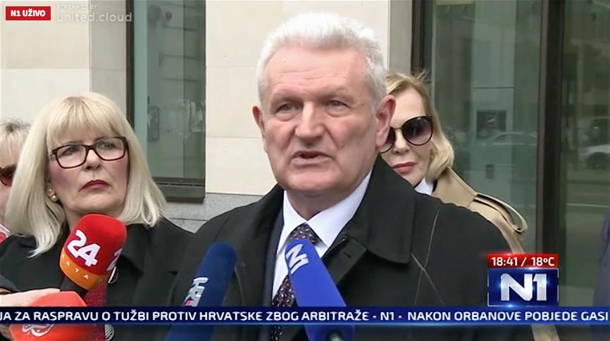 """TODORIĆ """"Sagradio sam Hrvatsku, a nisam uzeo ni kunu"""""""