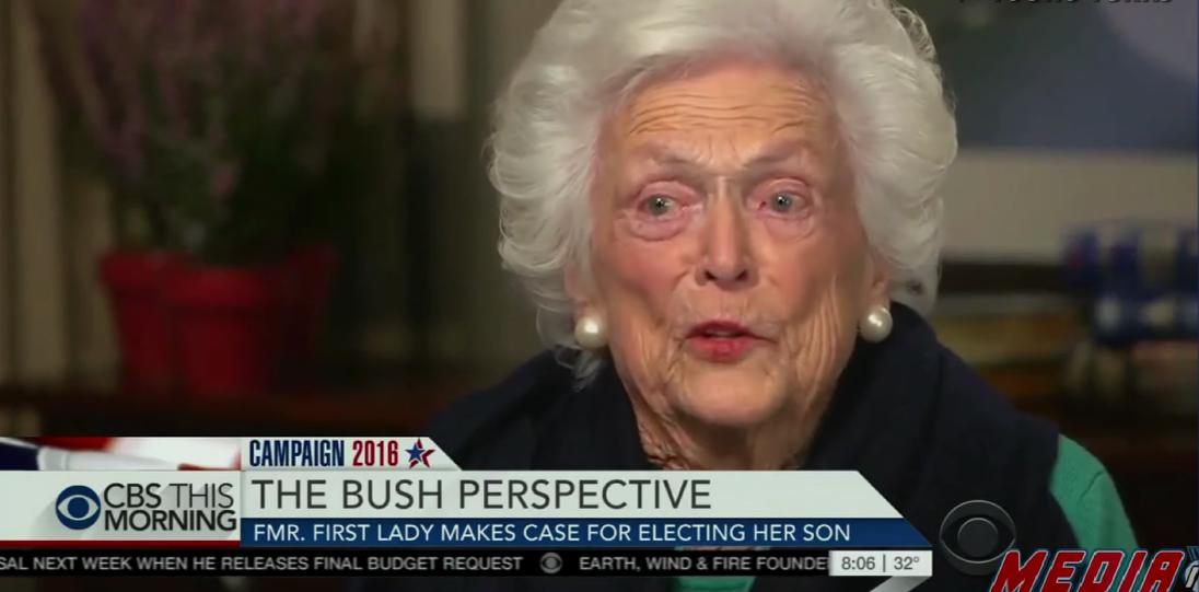 Barbara Bush odbila daljnji liječnički tretman