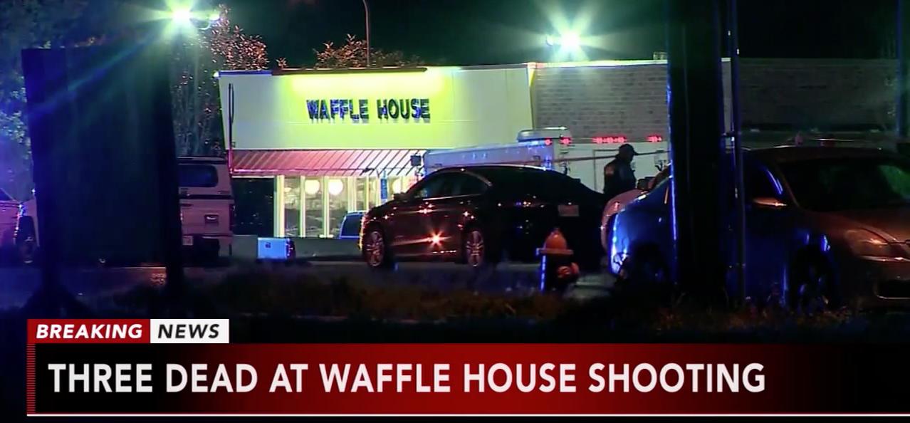 NASHVILLE Potpuno gol upao u restoran i ubio četvero ljudi