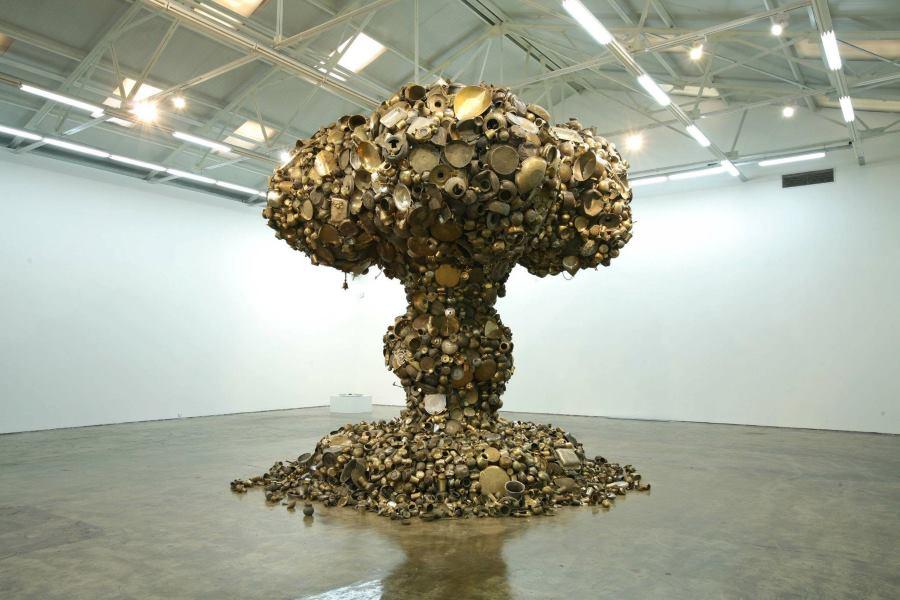 VIDEO: Otvorena retrospektivna izložba umjetnika Subodha Gupte