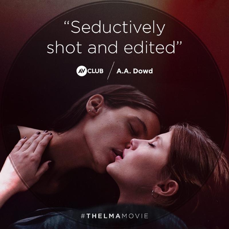 VIDEO: Fantastična drama 'Thelma' prikazuje se u kinima