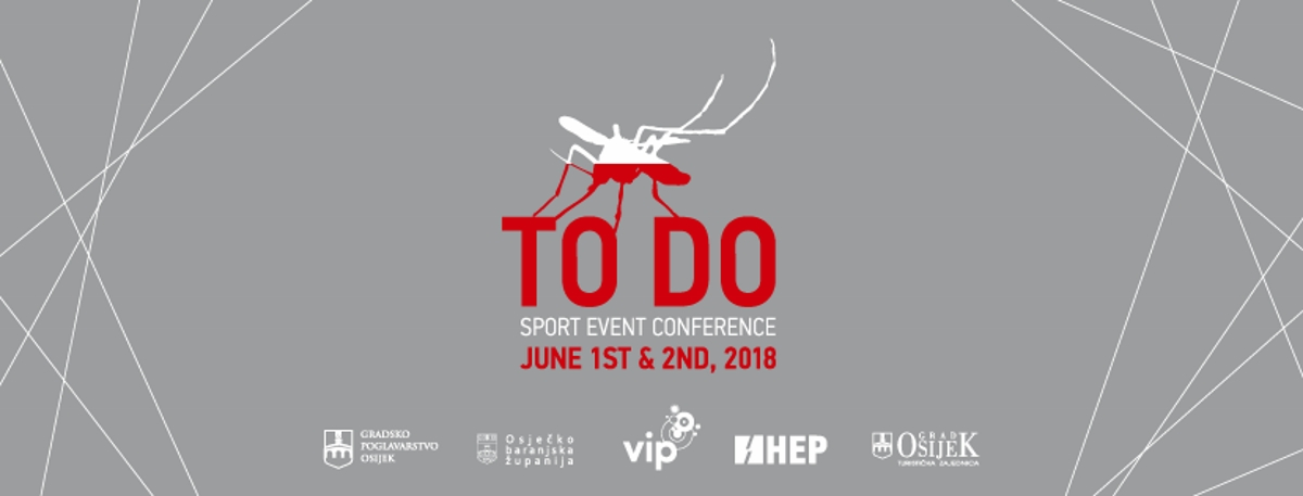 Konferencija 'To Do Sport Event Conference' održava se u gradu Osijeku