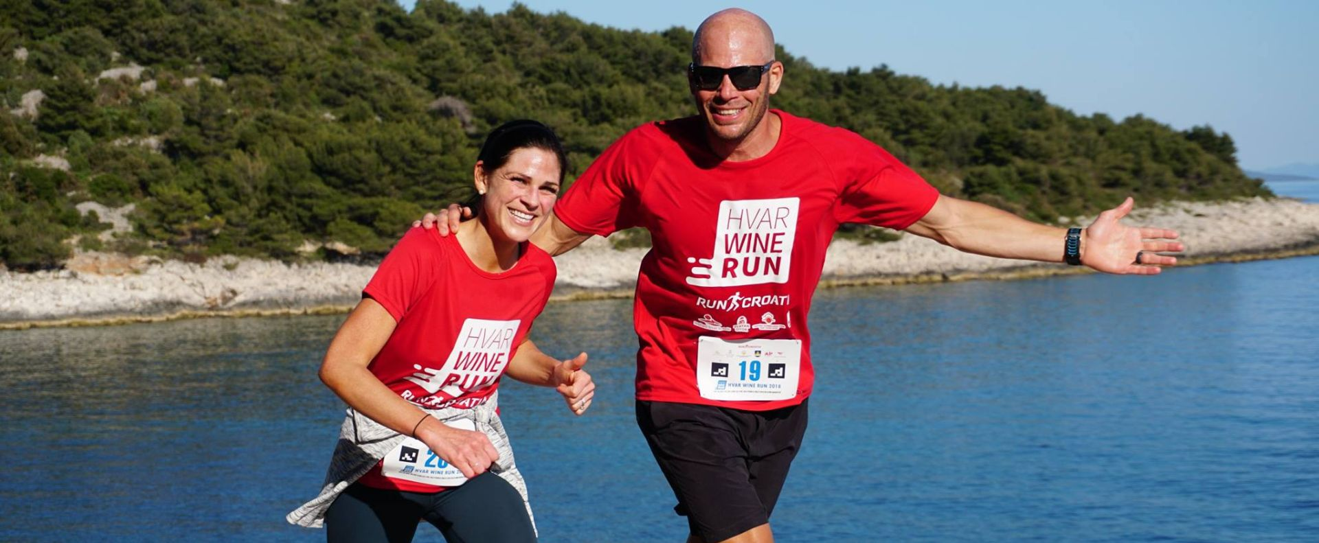 Utrka 'Hvar wine run' okupila trkače iz 7 zemalja svijeta