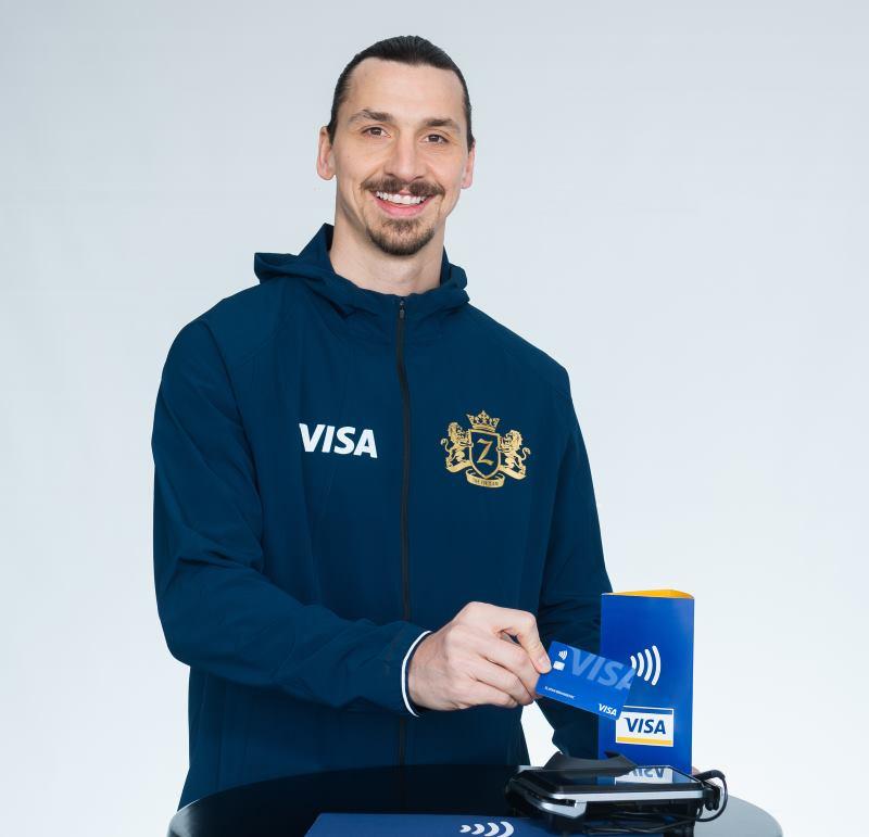 VIDEO: Zlatan Ibrahimović i Visa u kampanji za FIFA Svjetsko prvenstvo 2018
