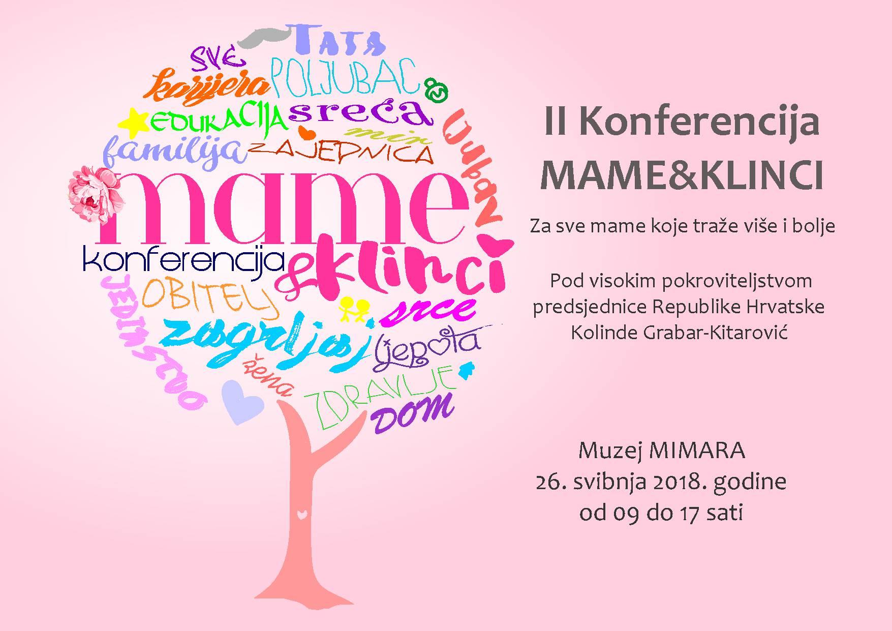 Godišnje druženje mama na konferenciji 'Mame&klinci'
