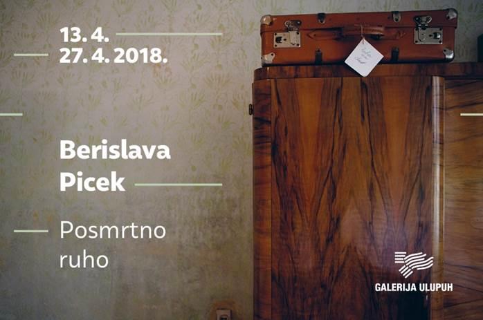 Berislava Picek: Posmrtno ruho