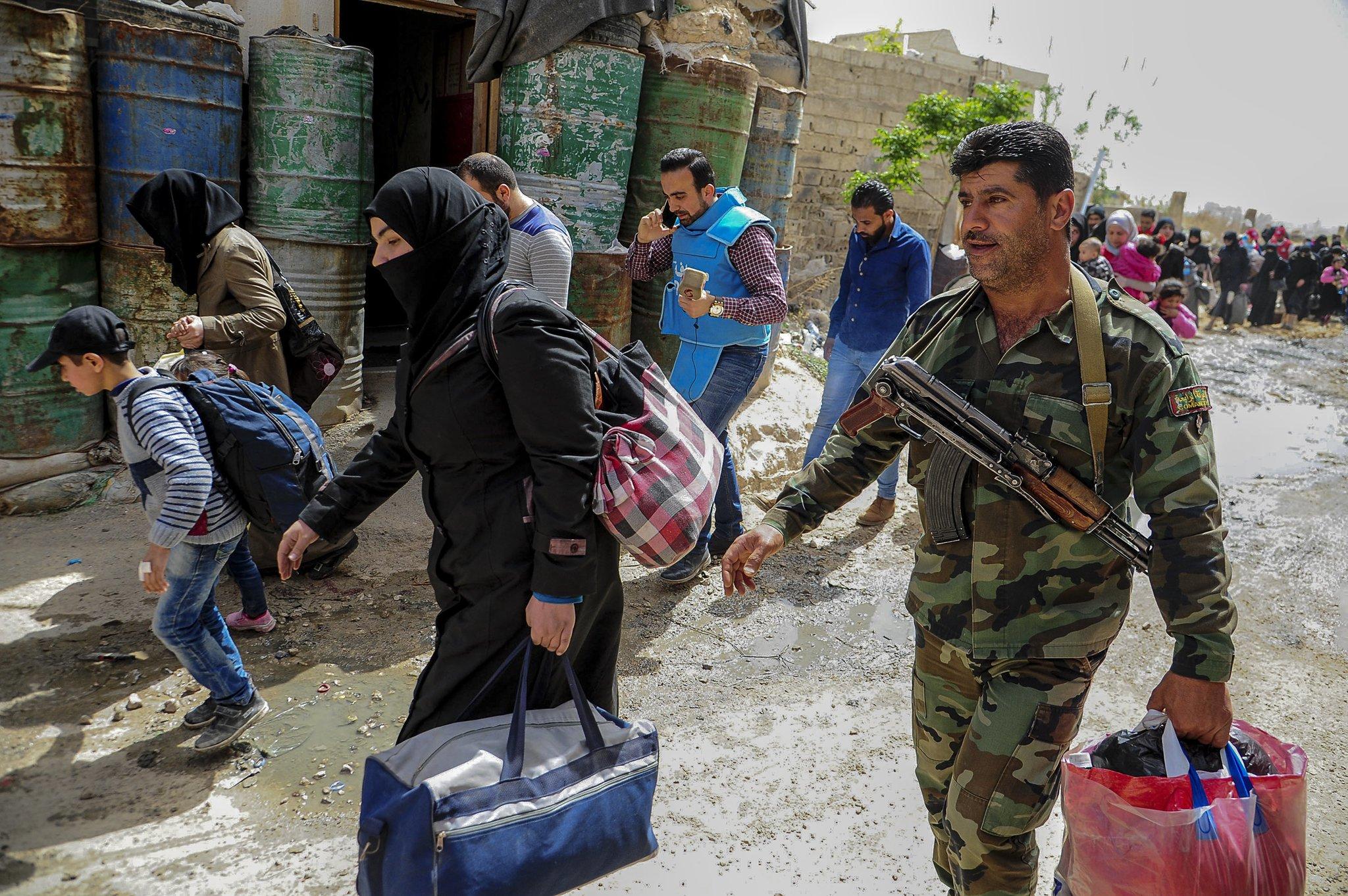 Konferencija o Siriji u Bruxellesu: Izbjeći humanitarnu katastrofu