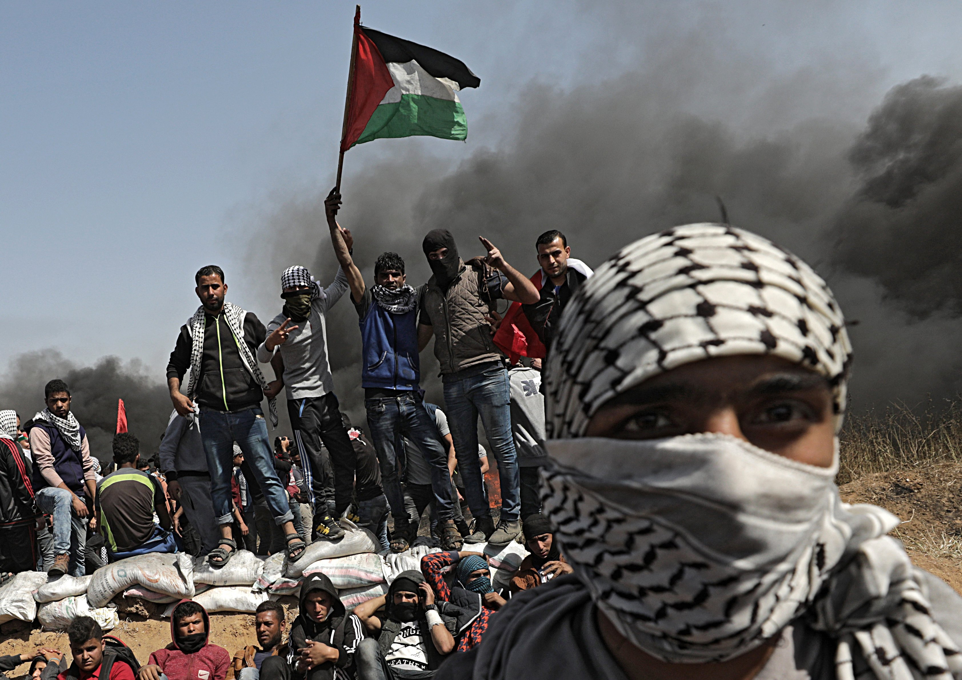 Najmanje sedam ubijenih, više od 1000 ranjenih u prosvjedima na granici u Gazi