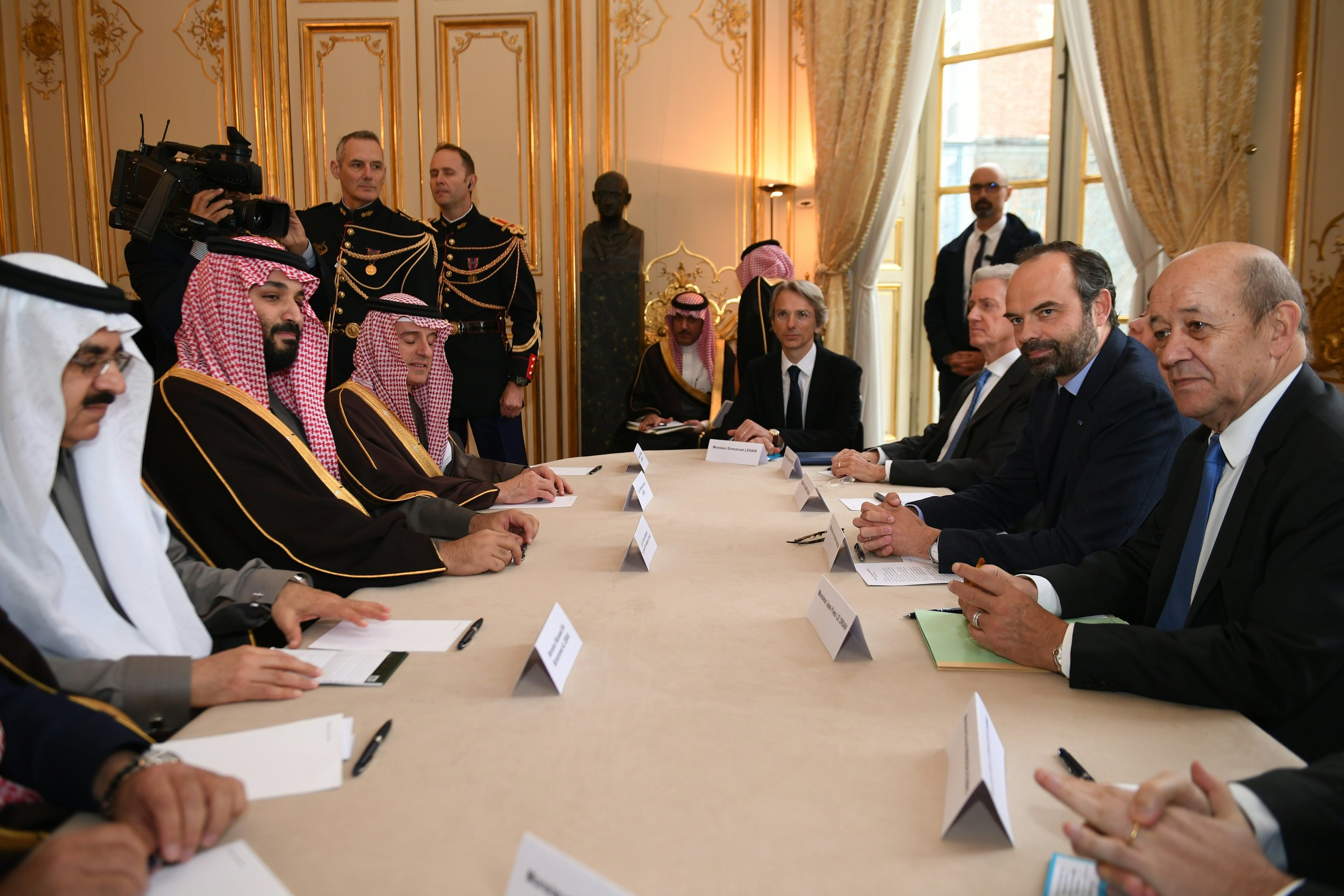 Saudijski princ sastaje se s francuskim čelnicima, aktivisti negoduju