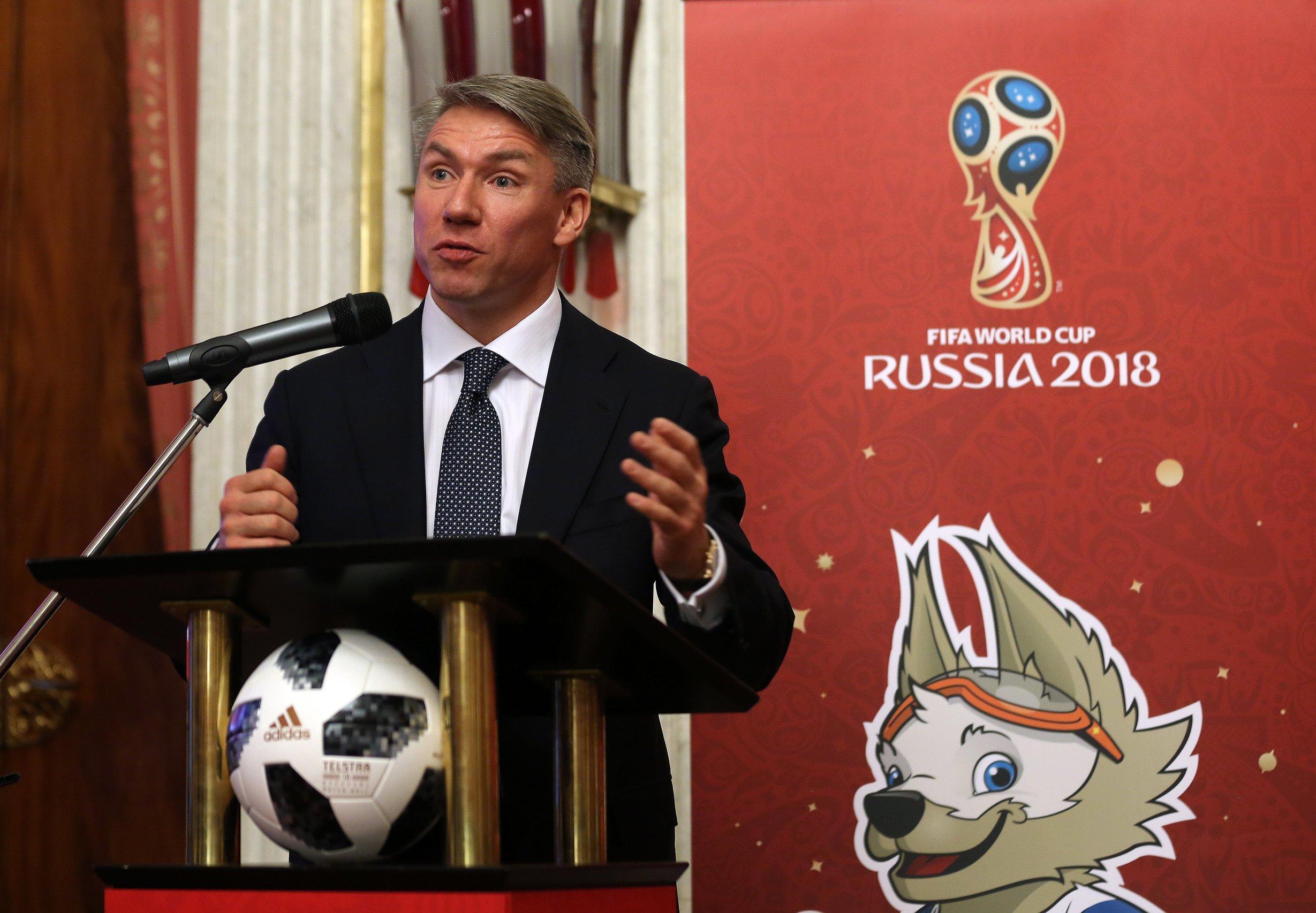 Otvoreno Svjetsko prvenstvo u Rusiji
