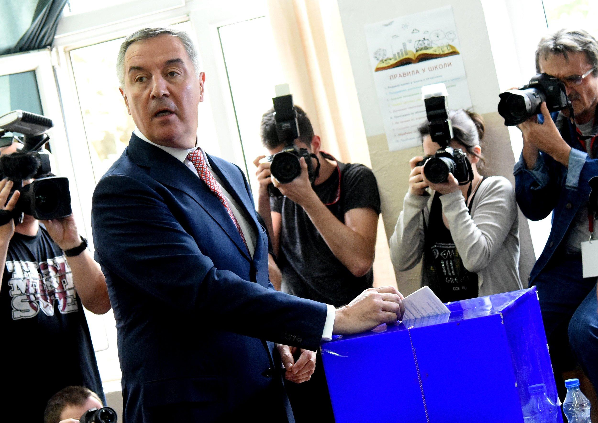 Na predsjedničkim izborima u Crnoj Gori izlaznost do 13 sati preko 32 posto