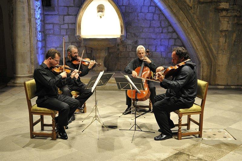 """Koncertom Tartini quarteta nastavlja se ciklus Komorni koncerti u """"Zajcu"""""""