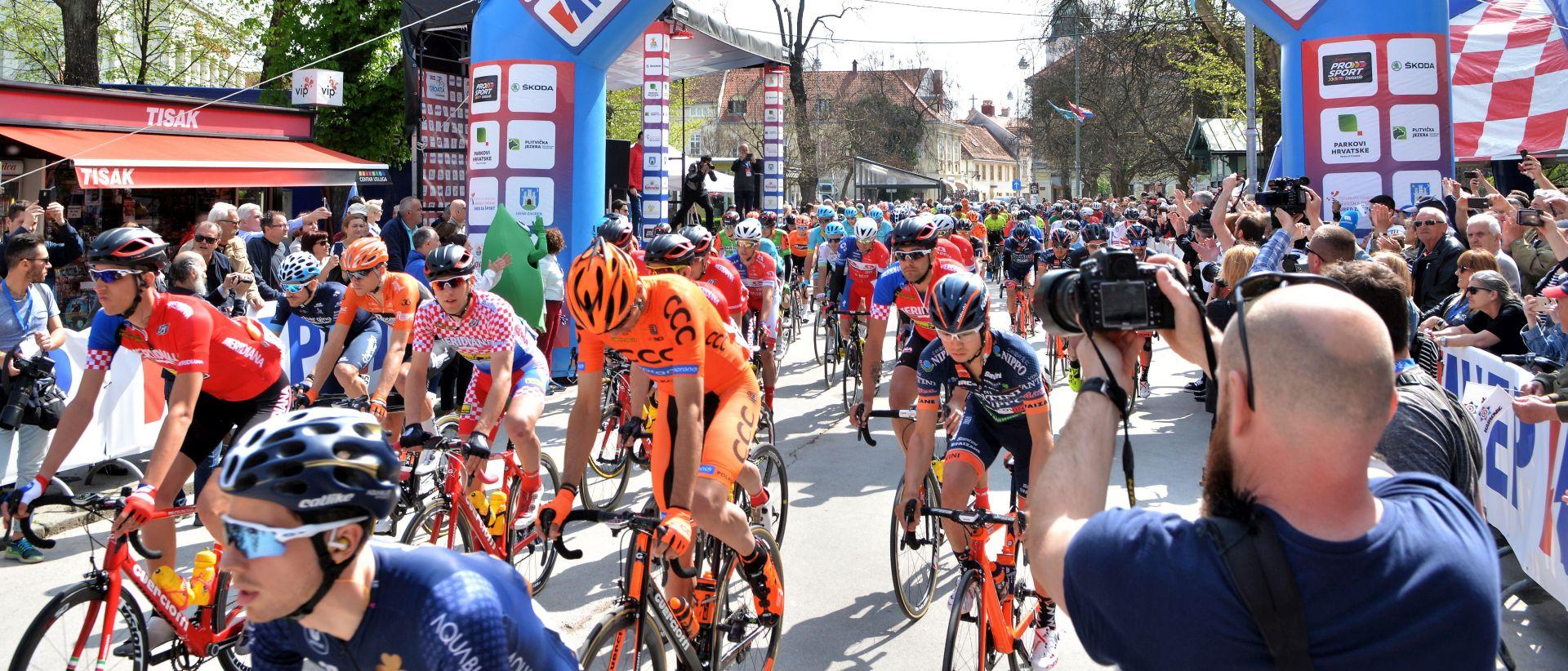 Tour of Croatia: Grosu najbrži u Zadru, Rumac šesti