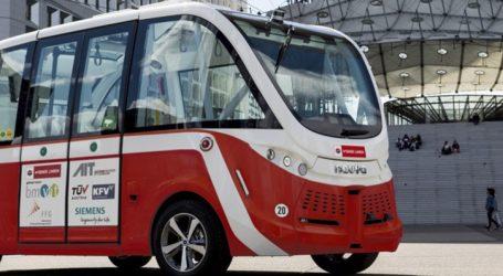 VIDEO: Vožnja javnog autonomnog autobusa prošla bez problema