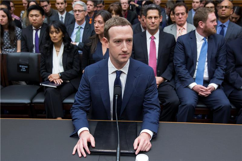 "ZUCKERBERG: ""Neizbježna regulacija interneta"""