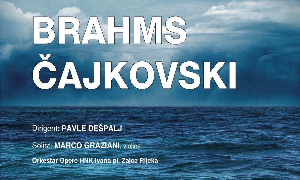 Koncert posvećen dvojici skladateljskih genija razdoblja glazbenog romantizma
