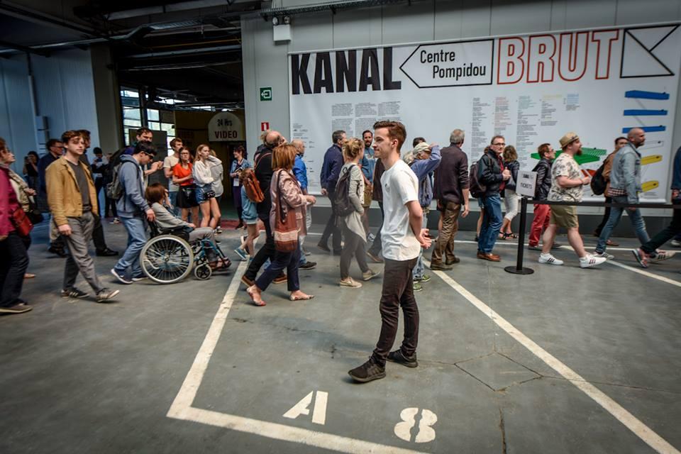 VIDEO: Otvoren Kanal-Centre Pompidou muzej u gradu Bruxellesu