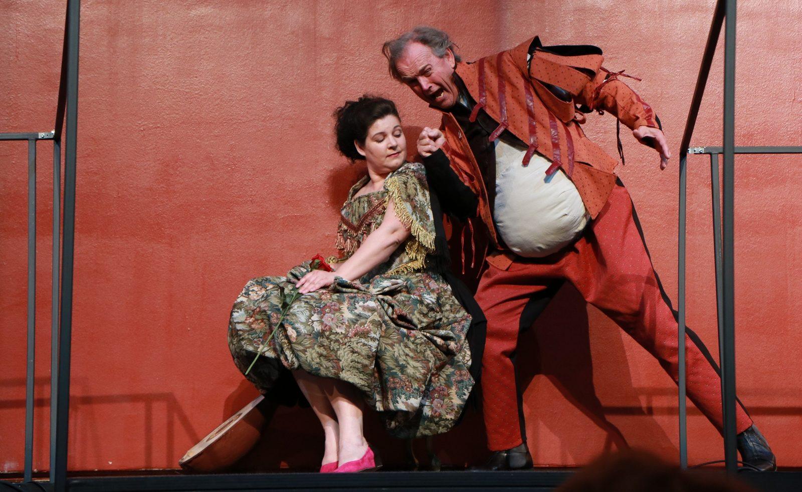 Komični 'Falstaff' zatvara trilogiju Verdi-Shakespeare-Surian