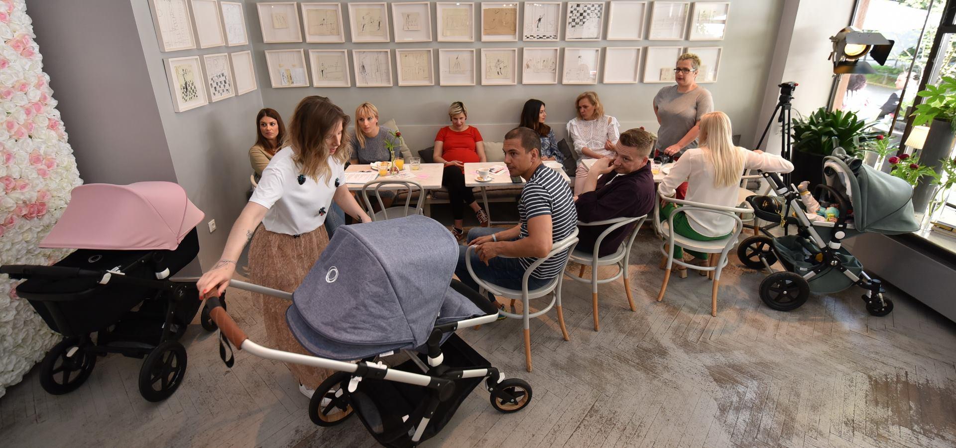 FOTO: Poznati roditelji na prvom hrvatskom Bugaboo druženju