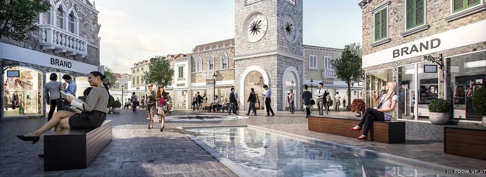 Najveći outlet centar u Hrvatskoj otvara se 07. lipnja