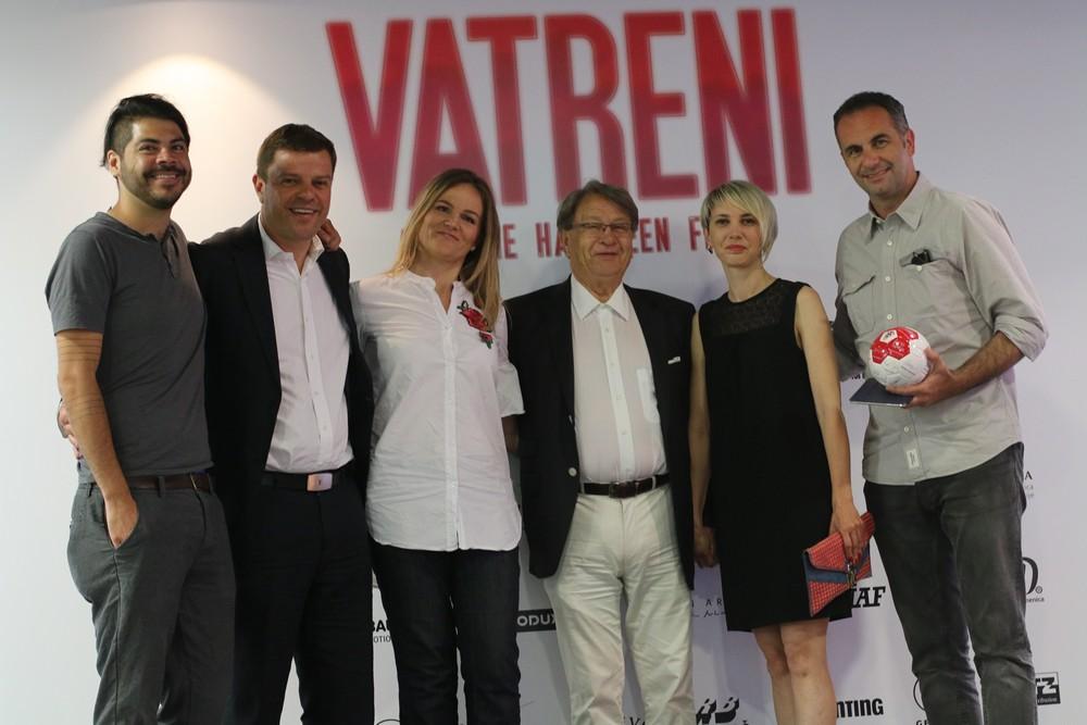 FOTO: Dokumentarni film 'Vatreni' uskoro počinje s prikazivanjem