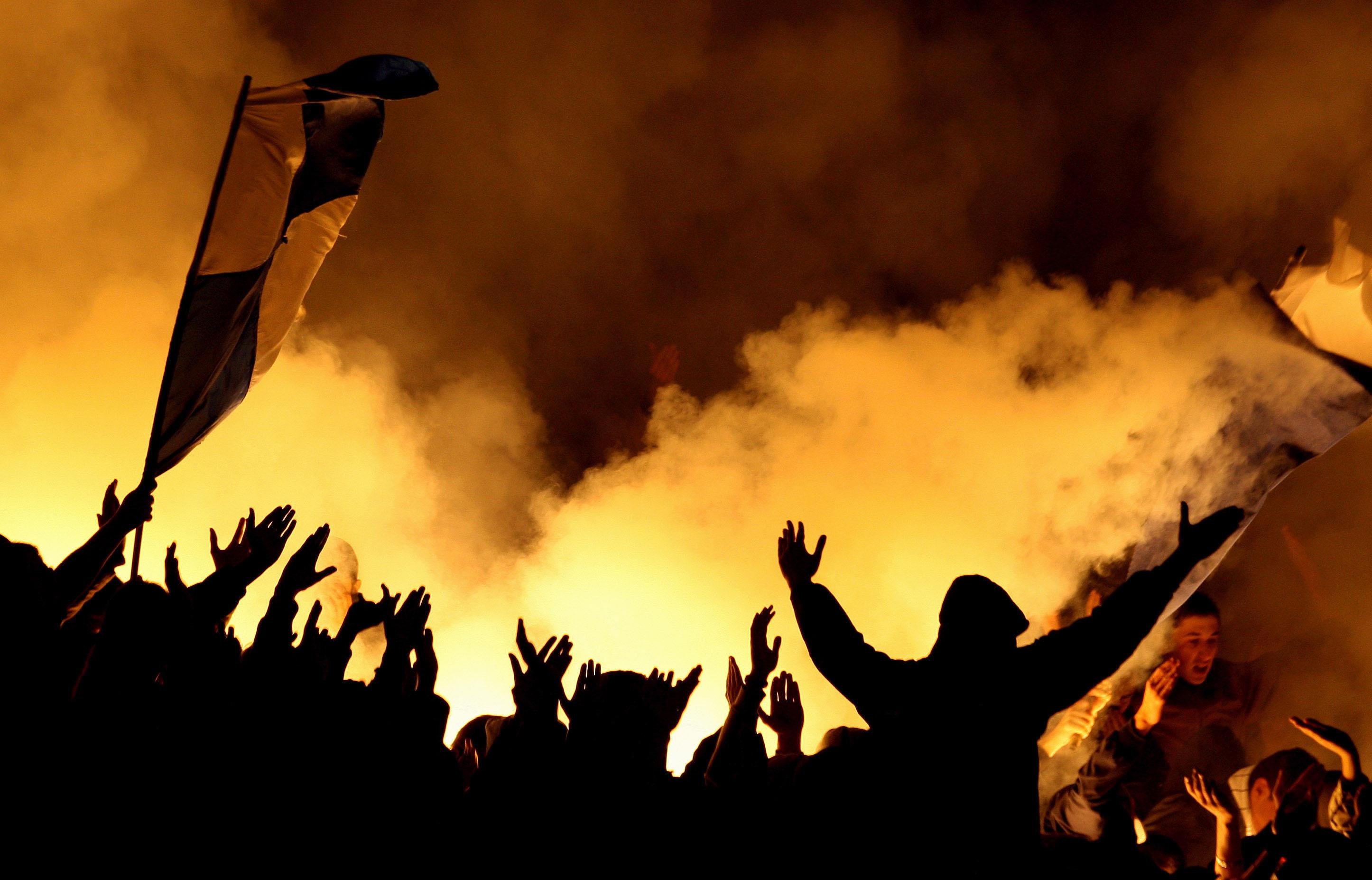 Neredi navijača Zrinjskog i Veleža u Mostaru