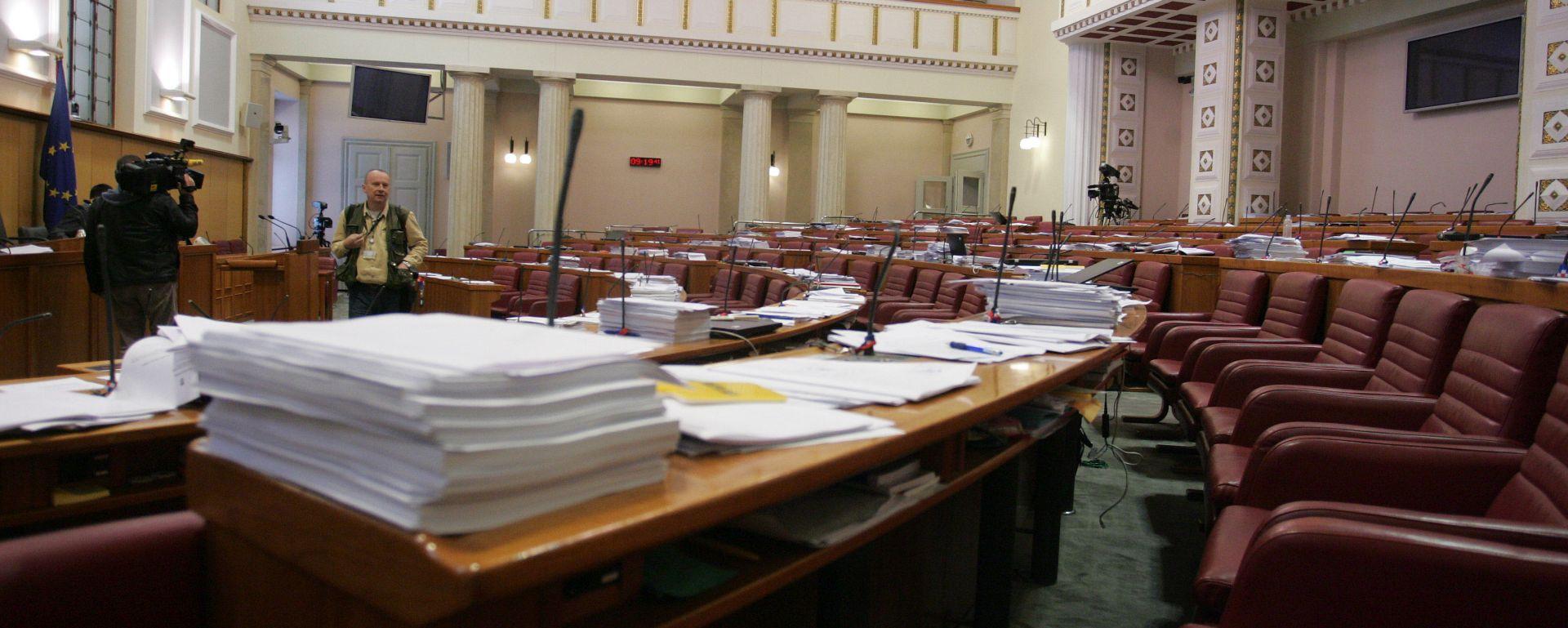 Sabor u petak neće glasovati o izmjenama Zakona o najmu stanova