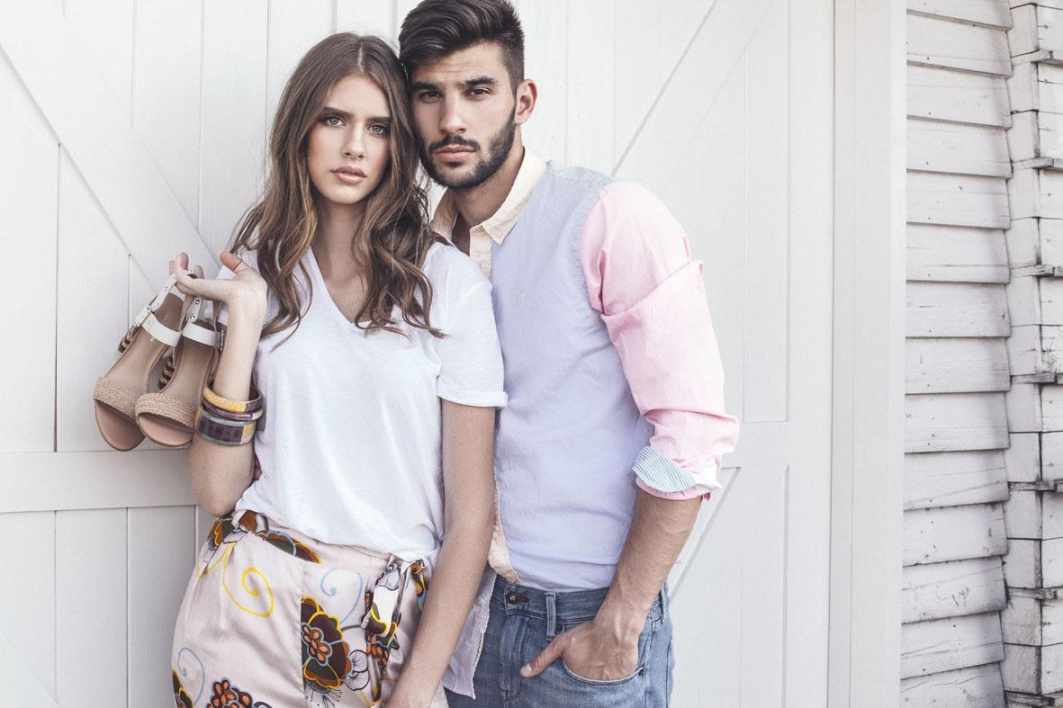 Martina Segedi i Jakov Đorđević su zaštitna lica Fashion&Friends kampanje
