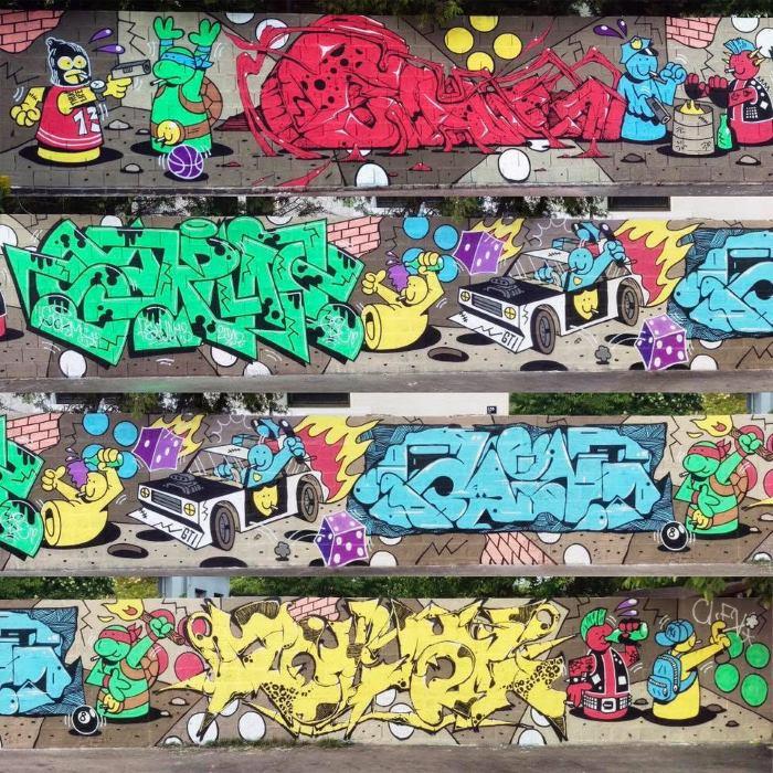 VIDEO: Portugalski umjetnik, otpad i ulična umjetnost