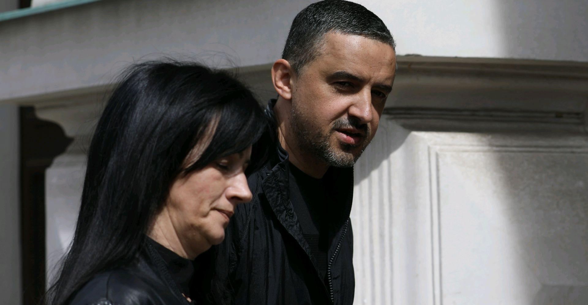 Otac i kum Davida Komšića pušteni iz pritvora