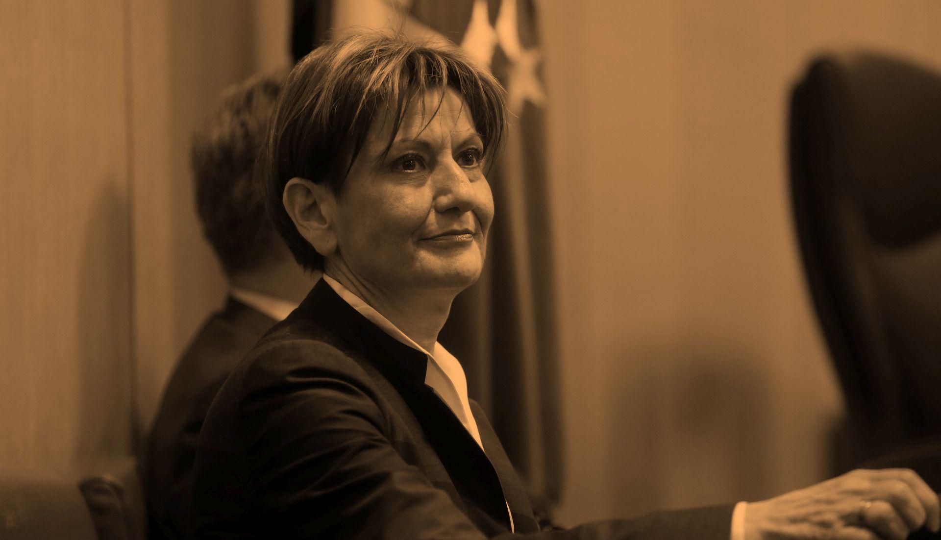 """OSTAVKA MARTINE DALIĆ """"Osobno nisam učinila ništa krivo, nemoralno ili nezakonito"""""""