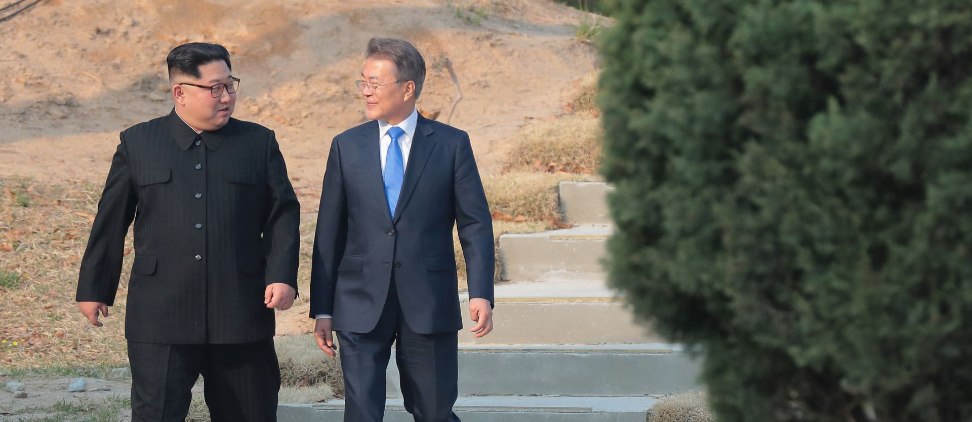 Trump prima Moona, summit s Kim Jong Unom upitan
