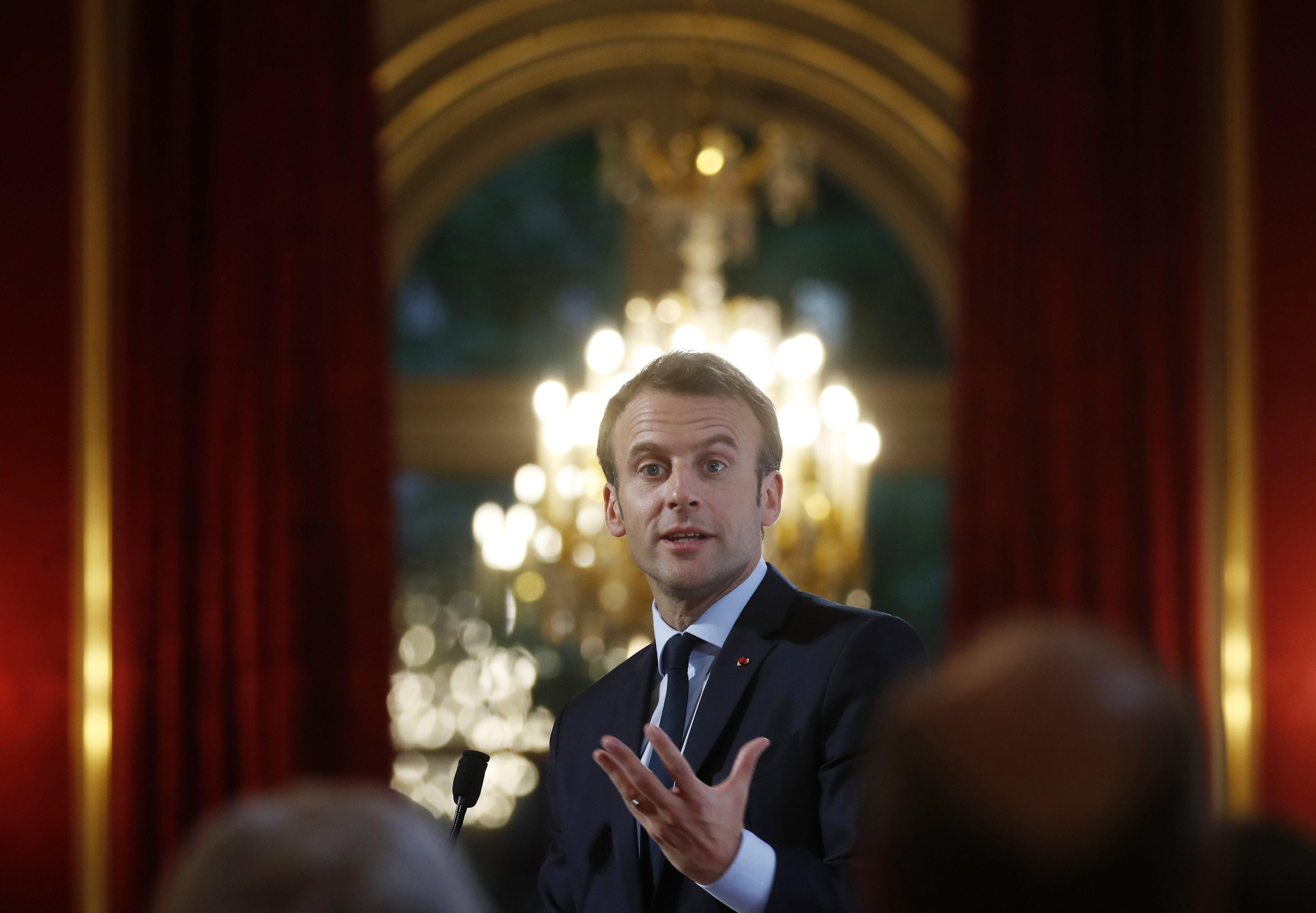 Ured francuskog predsjednika demantirao informaciju o američkom izlasku iz iranskog nuklearnog sporazuma