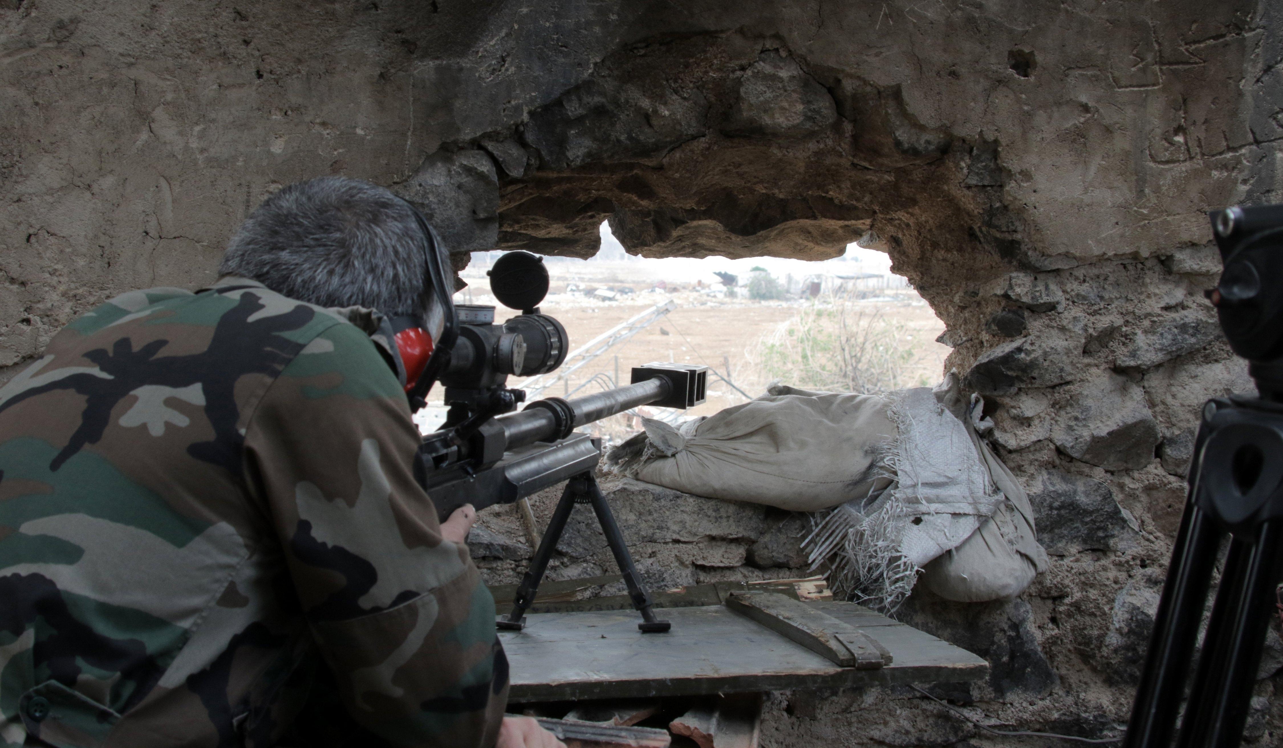 Posljednja faza ofenzive protiv Islamske države na istoku Sirije