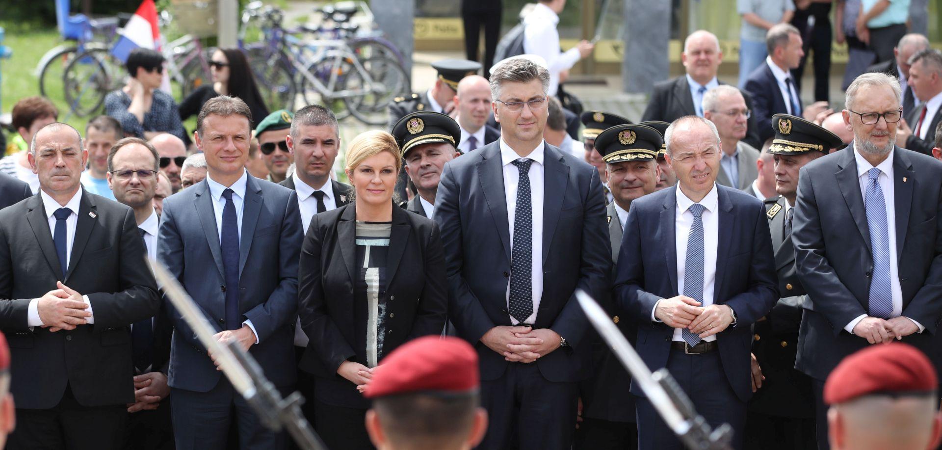 Hrvatska neće ići s kontramjerama prema Srbiji