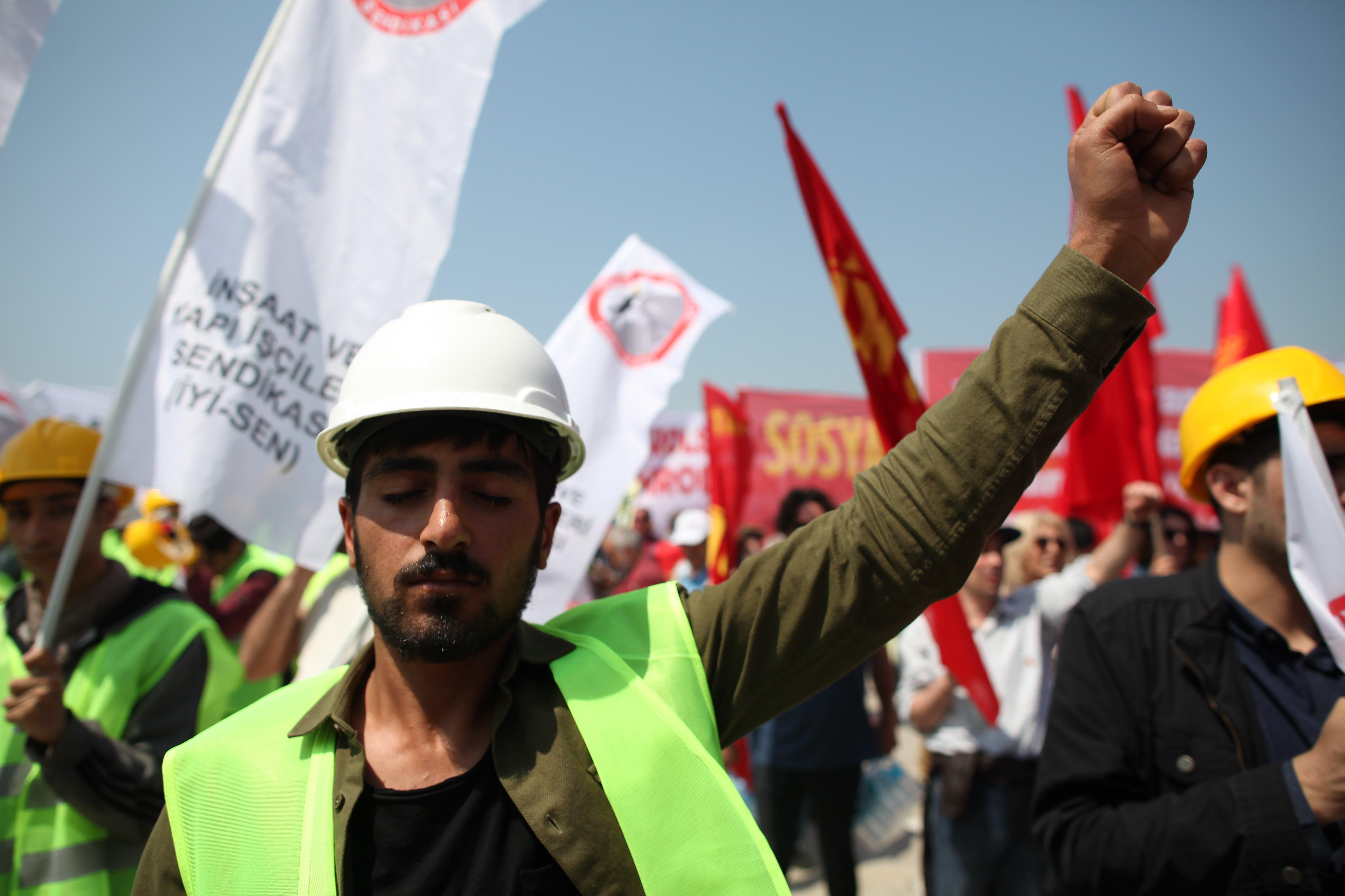 Radnici prosvjedovali diljem svijeta tražeći veća prava