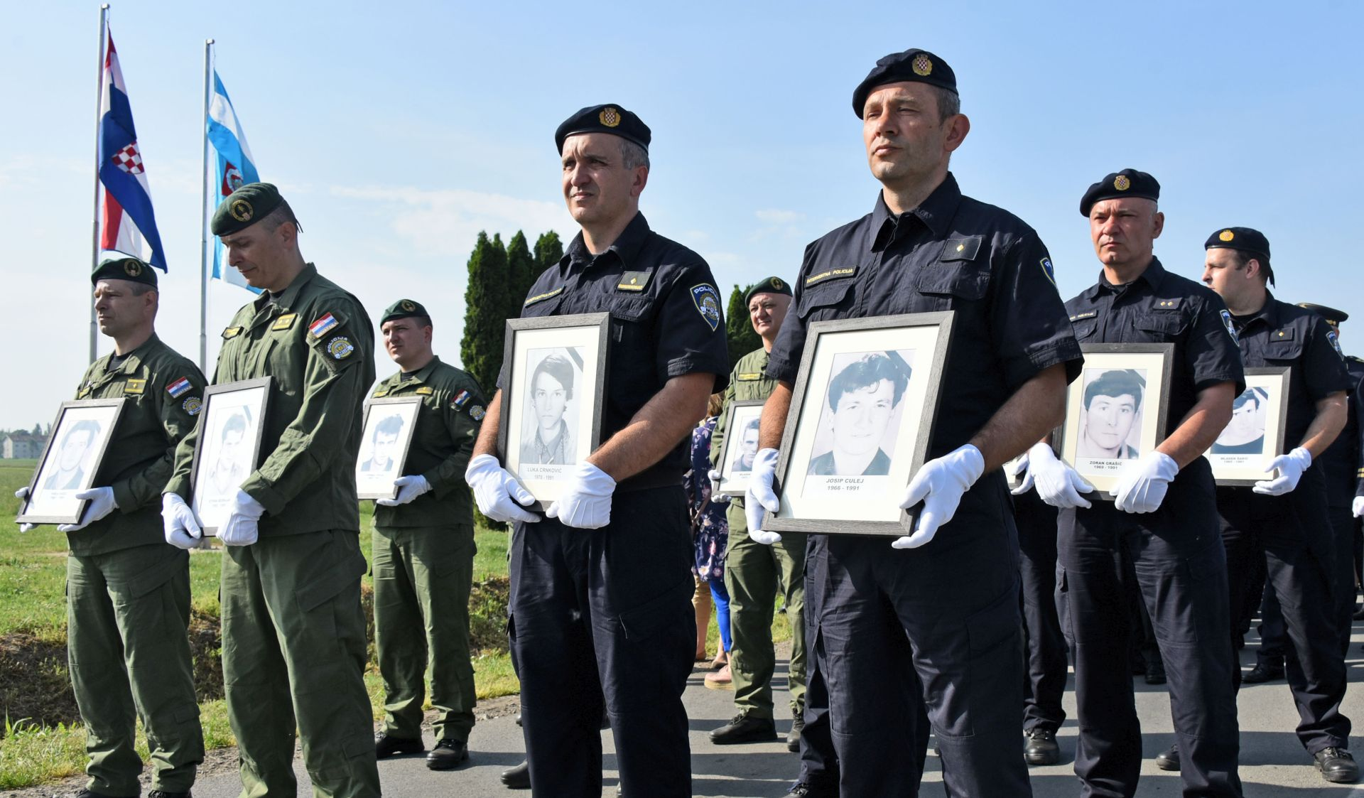 BOROVO Obilježena 27. obljetnica ubojstva 12 redarstvenika