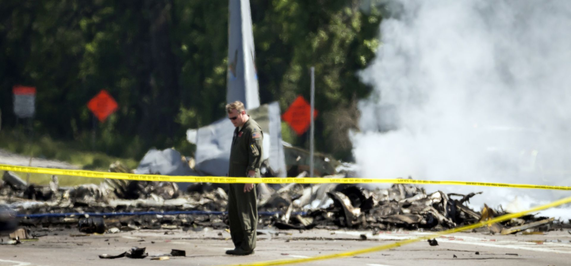 Pao vojni teretni zrakoplov, devet poginulih