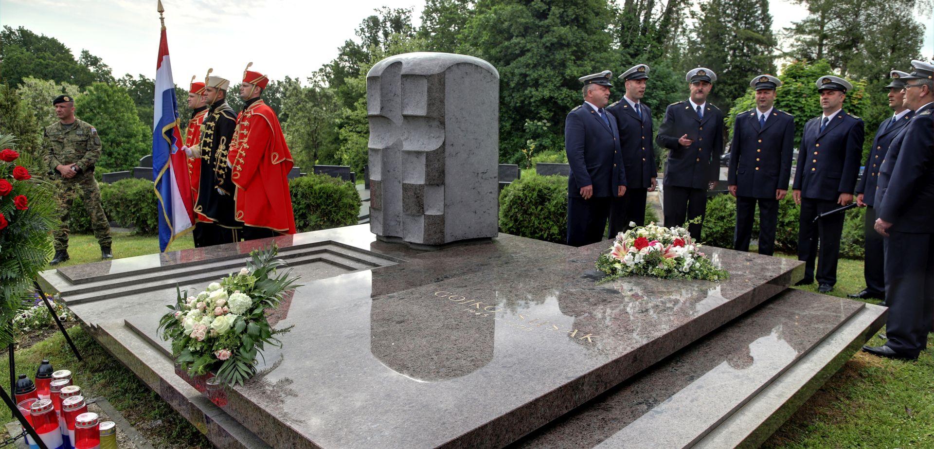 Obilježena 20. obljetnica smrti Gojka Šuška