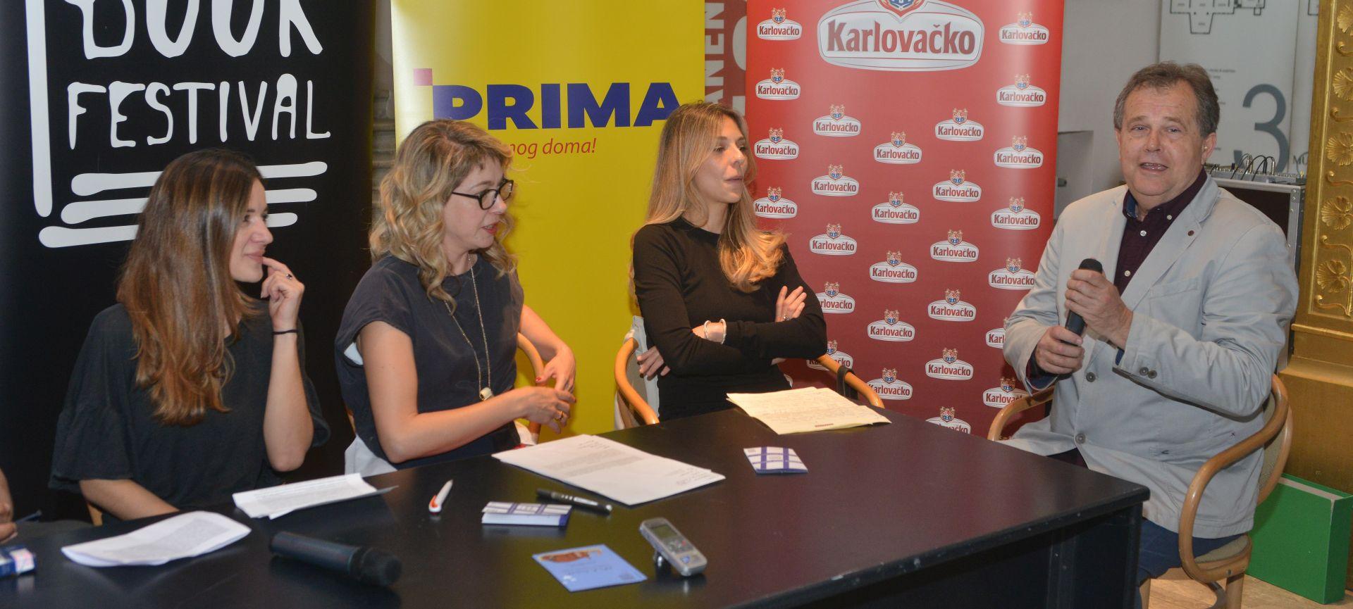 Selfie kultura u središtu 4. Zagreb Book Festivala