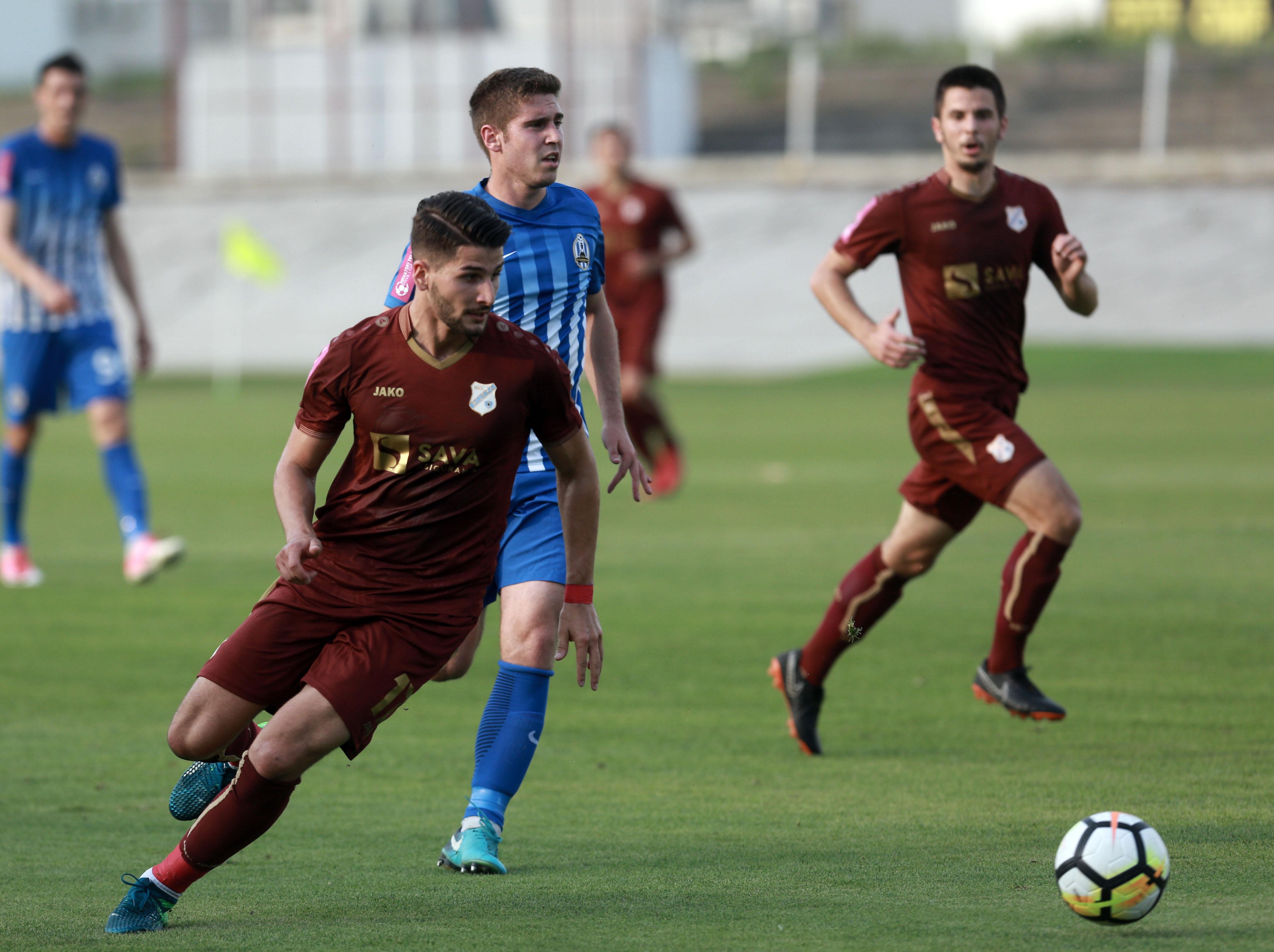 Prva HNL: Lokomotiva – Rijeka 1-0