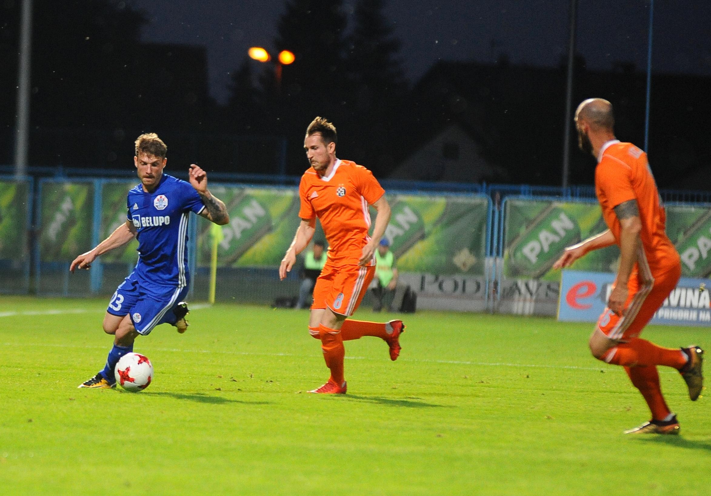 Prva HNL: Slaven Belupo – Dinamo 2-2